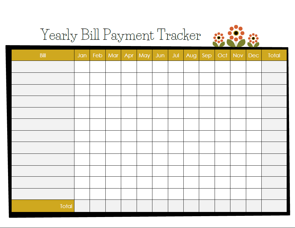payment tracker